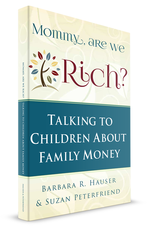 Mommy are we Rich Cover Second Edition